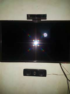 Samsung 40UA6100  3D LED TV