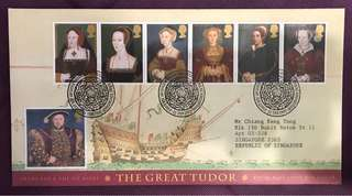 Royal Mail FDC 1997