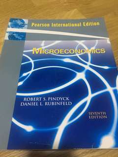 Microeconomics - 7th Edition