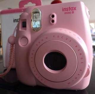 Instax Mini 8 (pink)