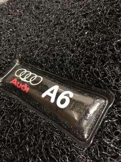 Audi A6 carpet