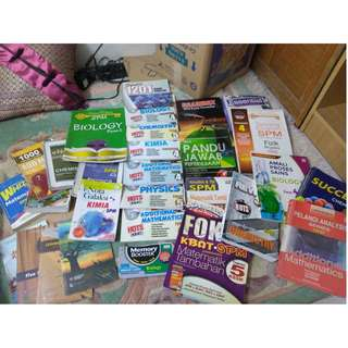 FREE SPM revision and activity books #MidMay75