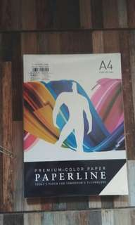Paperline Colored Paper