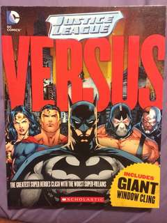 Justice League Versus - DC Comics