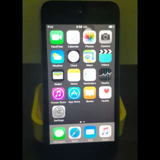 Apple iPod touch (5th gen 32GB - Space Grey)
