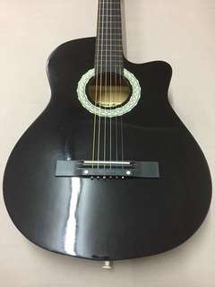 Steven Harris Acoustic Guitar