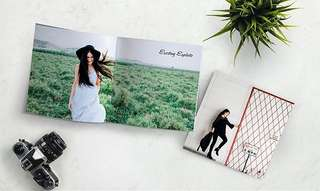 Photobook design for u
