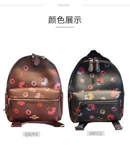Sale !!! Coach Small Backpack