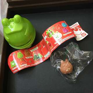 Frog Style 扭蛋聖誕系列