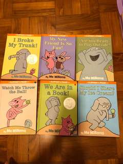 Piggie & Gerald by Mo Willems