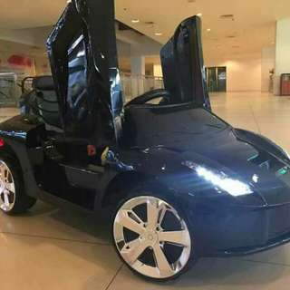 Ferrari 2 door upgrade