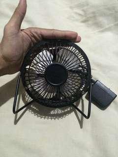 Mini Handy Electric Fan