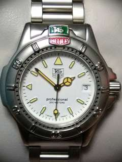 Tag Heuer Professional 200m Women - White