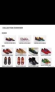 Versace chain reaction shoes order n deposit coming in soon mark up $50 only