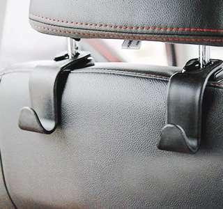 Universal car utility hooks (A pair)