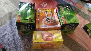 Matcha Green Tea/Daily Club Tea/