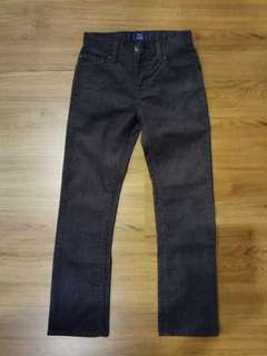 GapKids Slim Straight Fit Trousers