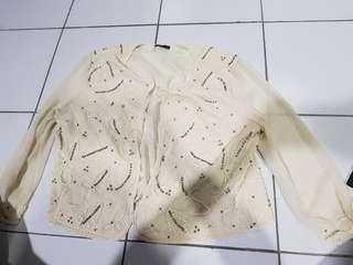 Detailed Bolero/ Coat