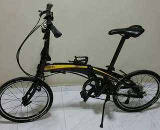 Tern folding bike Verge N8