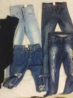 Jeans 50k