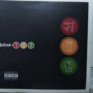 Blink 182 original CD with front back cover free local postage