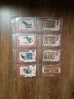 Vintage 1994 China Phonecards(Unused)