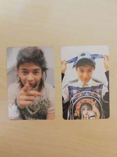 SHINee original photocard
