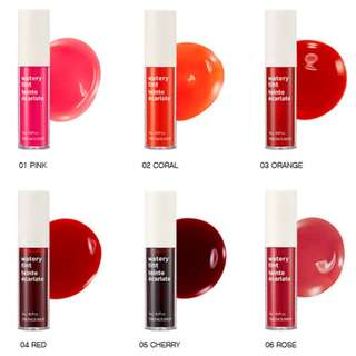 THE FACE SHOP Watery Tint (Pre-order)