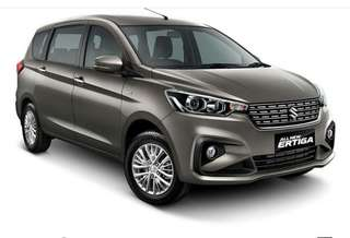 All New Ertiga GA/GL/GX