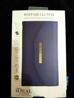 MayFair Clutch (Ideal of Sweden) for iPhone 8/7/6/6s Plus