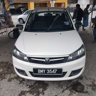 Proton Saga FLX 2015  1.3 Auto For Rent Grab / Ubar Welcome