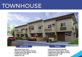 VERY ACCESSIBLE BRAND NEW TOWN HOUSE
