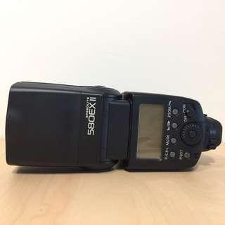 🚚 Canon 580EXll閃光燈