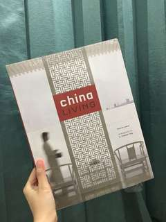 China Living interior Book