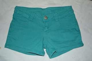 CRISSA high waisted shorts