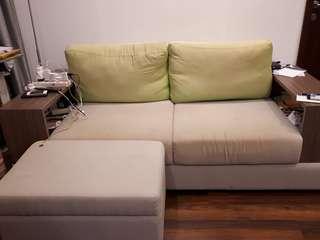 HOT PROMO Sofa 2 Seater