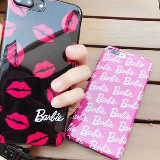 #15C Barbie Glossy Lips PO Phone Case Cover