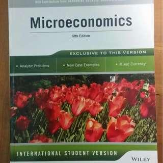 Microeconomics (EC2101 Textbook)