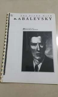 Kabalevsky piano book
