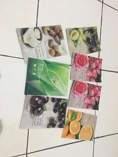 Masker mask sheet natur republic