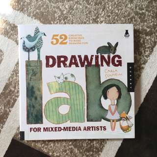 Art Book - Drawing for Mixed-Media Artists
