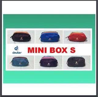 2018 ✏️USEFUL✏️ Deuter MINI BOX S Pencil Box