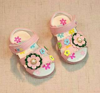 Flower Kids Sandal