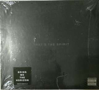 [Music Empire] Bring Me The Horizon - That's The Spirit CD Album