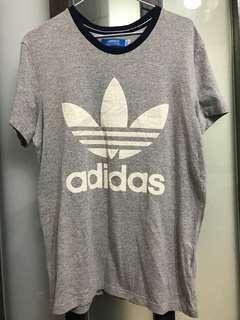 🚚 Adidas 灰T