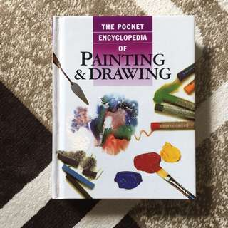 Art Book - The Pocket Encyclopedia of Painting & Drawing