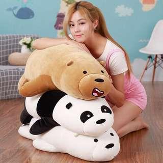 WE BEAR BEARS cute stuffed pillows!