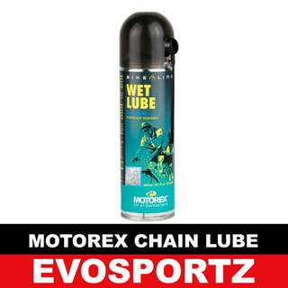 Motorex Wet Lube For Chains