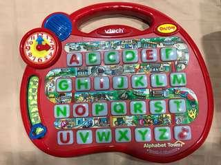 Vtech Alphabet Town