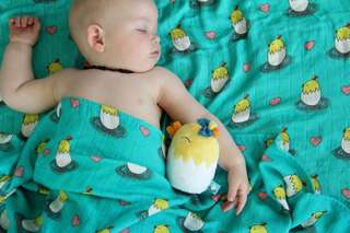 BN Meeyoo Love Baby Tula Blanket (Preorder)